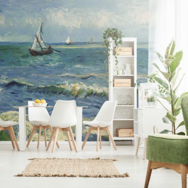 Sztuka w domu - wnętrza inspirowane malarstwem