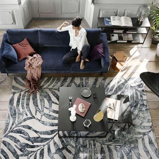 5 pomysłów na kanapę w salonie