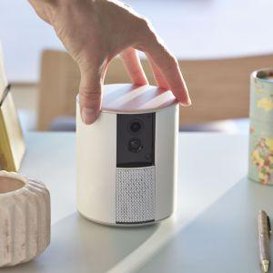 Somfy One+ - zintegrowane rozwiązanie do inteligentnego zabezpieczenia domu/Somfy. Produkt zgłoszony do konkursu Dobry Design 2019