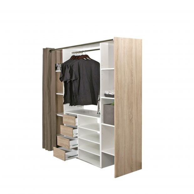 Poznaj funkcjonalne pomysły na garderobę