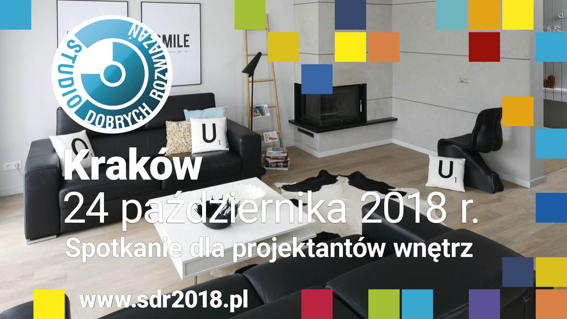 Studio Dobrych Rozwiązań zaprasza 24 paxdziernika do Krakowa