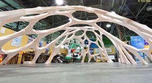 Projektowanie przestrzenne w technologii przyszłości - model studentów z Krakowa