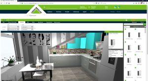 Aplikacja Leroy Merlin Planer 3D, czyli idealnie zaplanowana kuchnia – od projektu po realizację. Leroy Merlin 3D Planer to proste i wygodne narzędzie do projektowania całościowego wyposażenia kuchni. Produkt zgłoszony do konkursu Dobry Design 201
