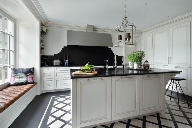 Kuchnia w stylu prowansalskim - zobacz piękny projekt