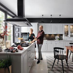 Meble kuchenne dostępne w ofercie firmy Black Red White. Fot. Black Red White