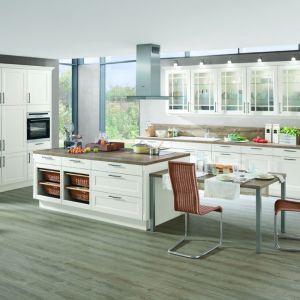 Meble kuchenne dostępne w ofercie firmy Nobilia. Fot. Nobilia