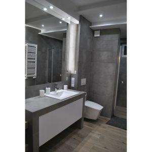 Widząc aktualny podział przestrzeni mieszkania większość inwestorów nie potrafi sobie wyobrazić, że może być inaczej, że np. zamiana sypialni na salon jest możliwa. Fot. Studio BB Architekci