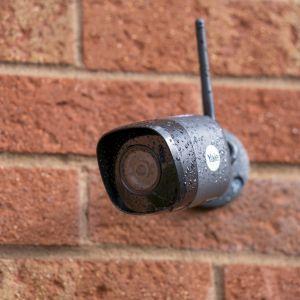 System monitoringu domowego - kamera wifi. Fot. Yale