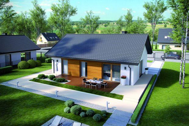 Mały dom. Zobacz pomysłowo zaprojektowane 90 metrów