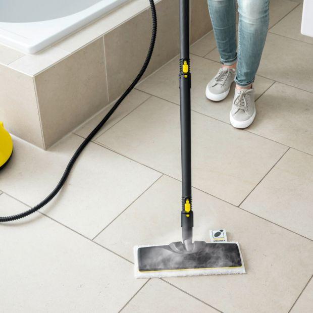 Ekologiczne sprzątanie - czyszczenie za pomocą pary