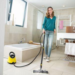 Ekologiczne sprzątanie - nowy model parownicy. Fot. Kärcher