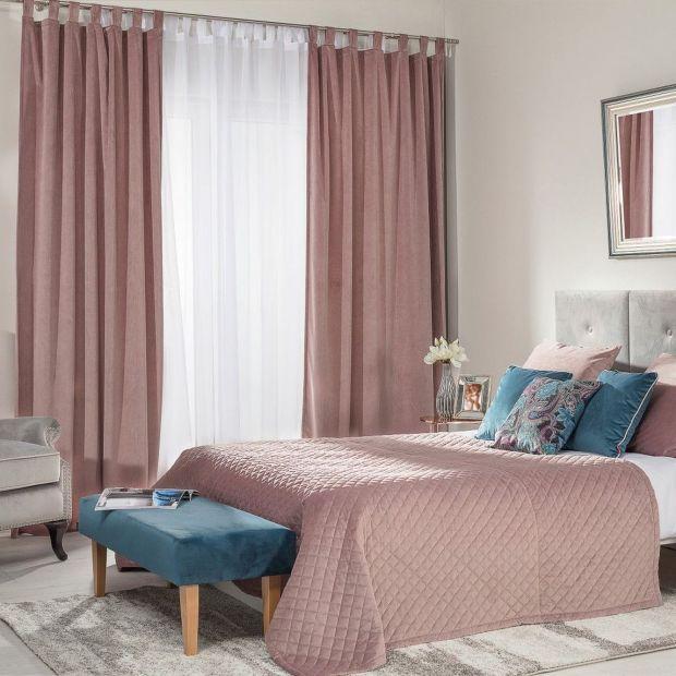 Sposoby na jesienną sypialnię - modne aranżacje