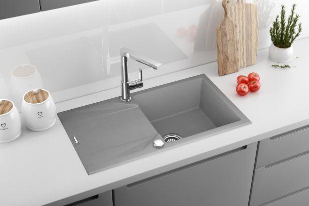 Strefa zmywania w kuchni - jak wybrać zlewozmywak?