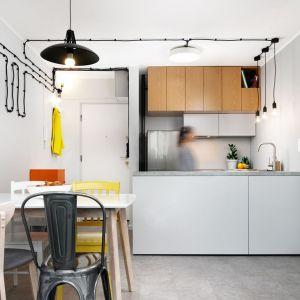 Mieszkanie na wynajem. Projekt i zdjęcia: Kasia Kokot (Pracownia Inside)