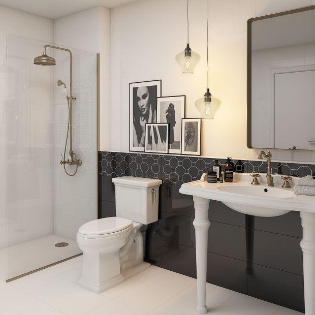 Stylowa łazienka - 5 pomysłów w klasycznym klimacie