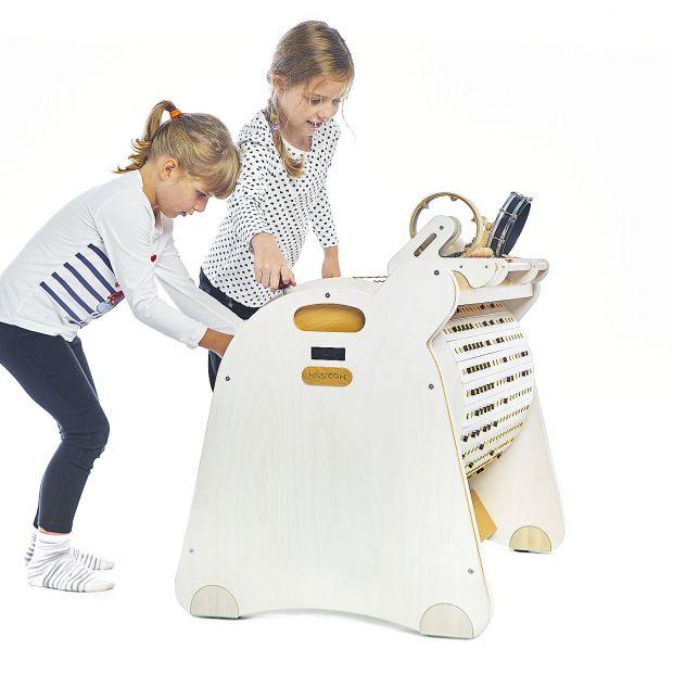 Musicon: historia wynalazku, który pokochały dzieci
