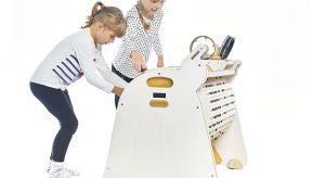 Musicon to projekt polskiego designera i muzyka Kamila Laszuka. Trochę instrument, trochę maszyna, która pozwala na spontaniczną zabawę dźwiękiem i wspera edukację maluchów. Projekt Polaka nagrodzono wieloma wyróżnieniami, w tym również prest