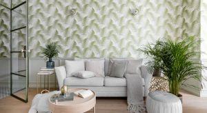 Projektanci postawili na motyw zielonych roślin przełamany bielą, szarością, beżem oraz złotem. W efekcie powstało mieszkanie idealne do odpoczynku, relaksu i resetu po ciężkim tygodniu.