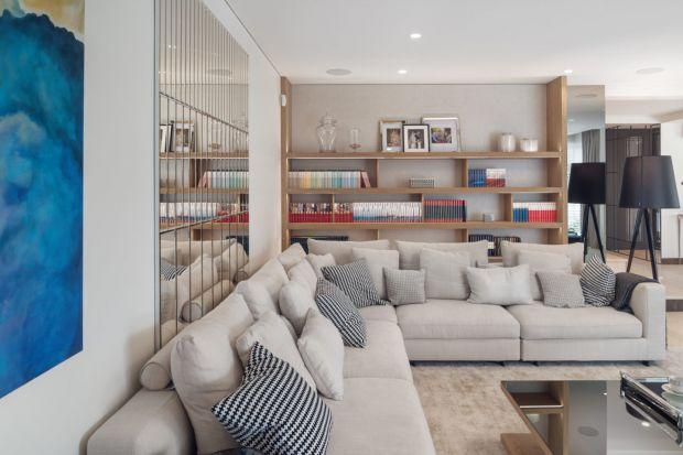 Nowoczesny dom - eleganckie wnętrze dla rodziny