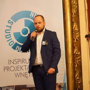 Maciej Kruwczyk, przedstawiciel Fibaro