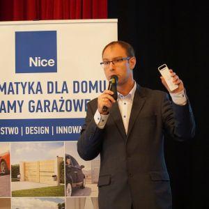 Wojciech Jankowski_przedstawiciel Nice Polska