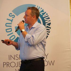 Dariusz Jędrzejczak, przedstawiciel firmy Mochnik