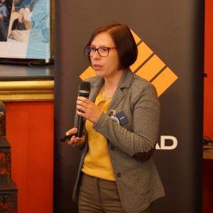 Karolina Kabot, przedstawiciel marki Szkilnik Design