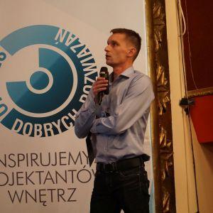 Marcin Waluga z firmy Niemann Polska