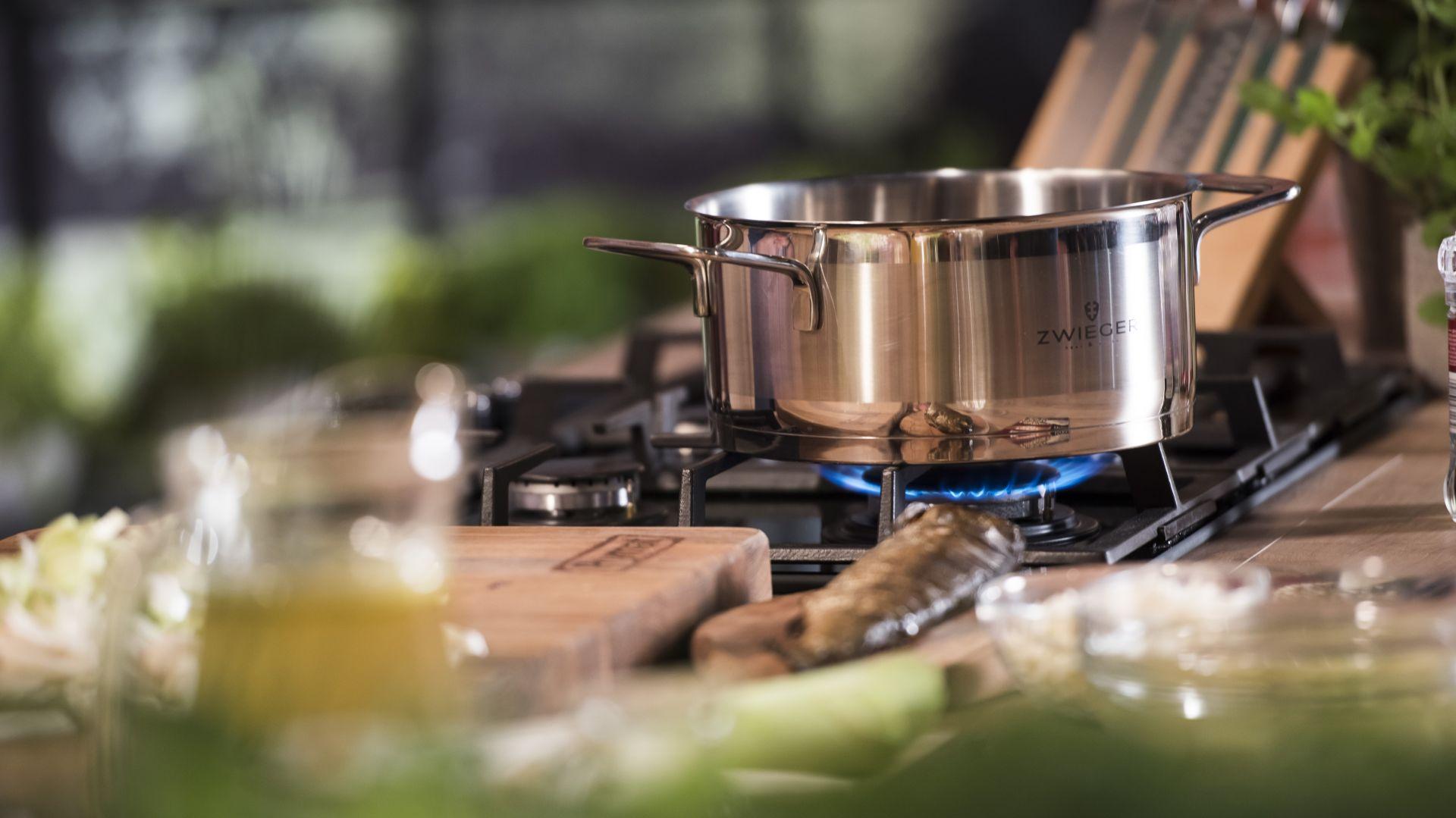 W przypadku garnków optymalny dla często gotującej rodziny będzie zestaw czterech, w różnych rozmiarach. Fot. Zwieger