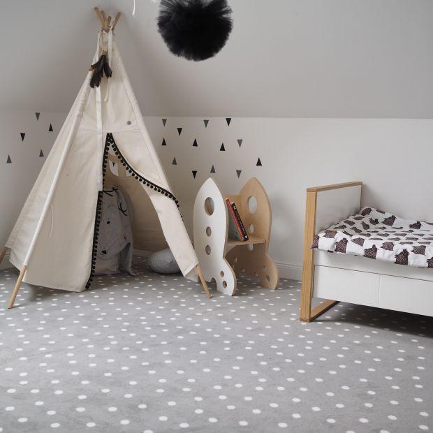 Wykładzina dywanowa: dobry wybór w pokoju dziecka