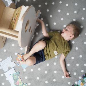 Wykładzina w pokoju dziecka. Fot. Komfort