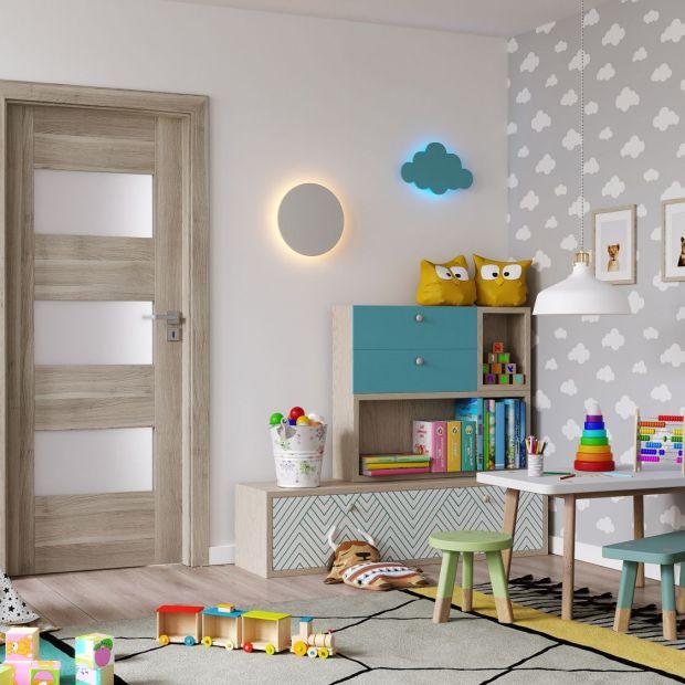 Pokój dziecka - wybieramy drzwi