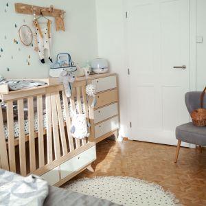 Aranżacja pokoju dziecka. Drzwi Porta Skandia. Fot. Porta