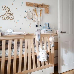 Aranżacja pokoju dziecka. Drzwi Porta Skandia Premium Fot. Porta