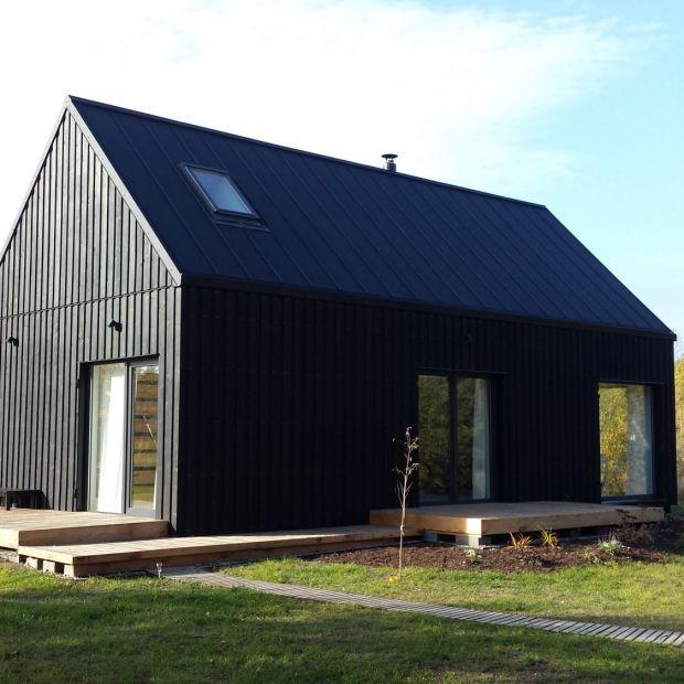 Nowoczesne domy o konstrukcji stodoły - zobacz realizacje
