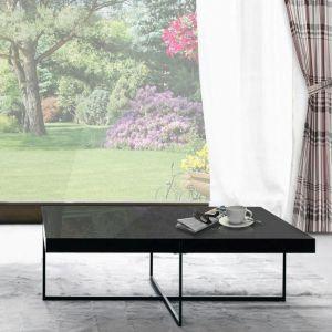 Nowoczesny salon - stolik kawowy sargio. Fot. Rosanero