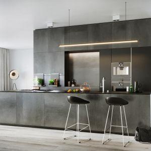 Grand Concrete z kolekcji płytek gresowych Grand Concept. Fot. Opoczno