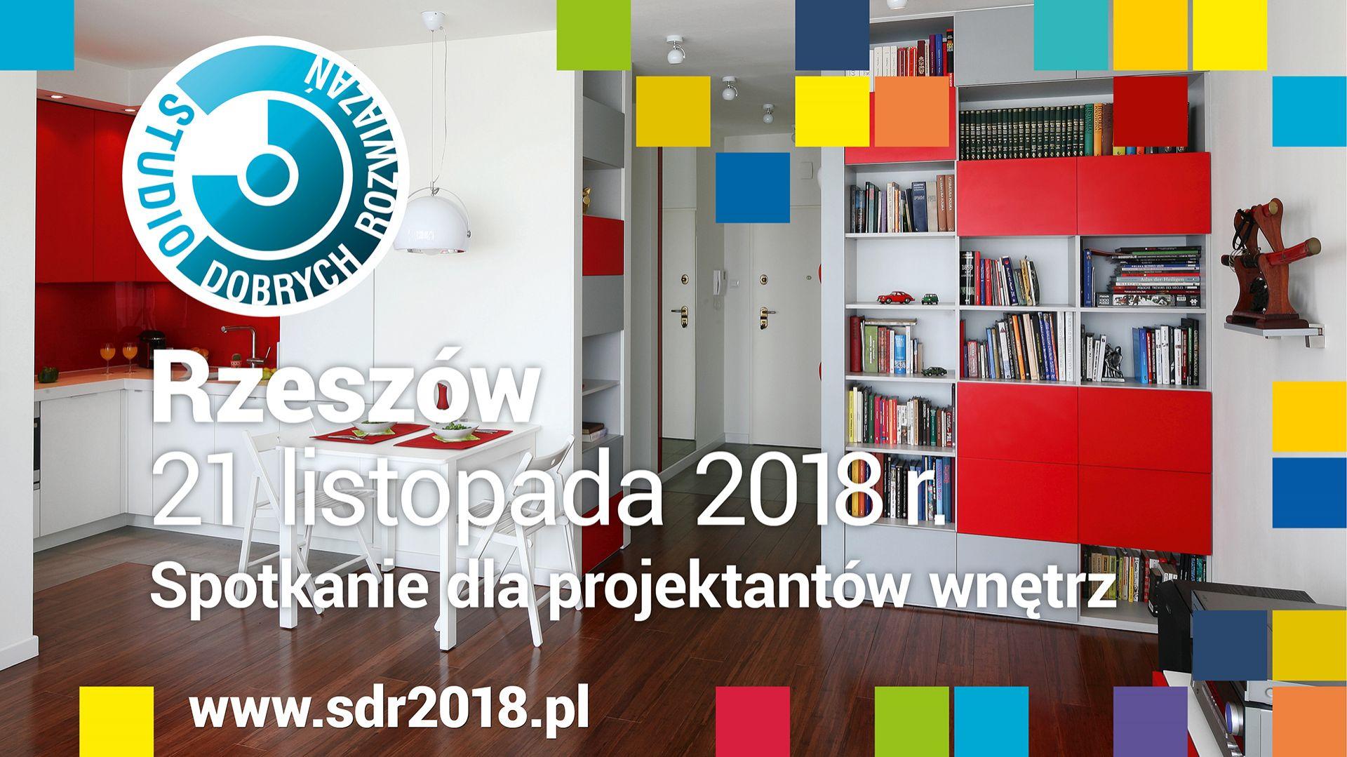 Studio Dobrych Rozwiązań w Rzeszowie 21 listopada 2018 r.