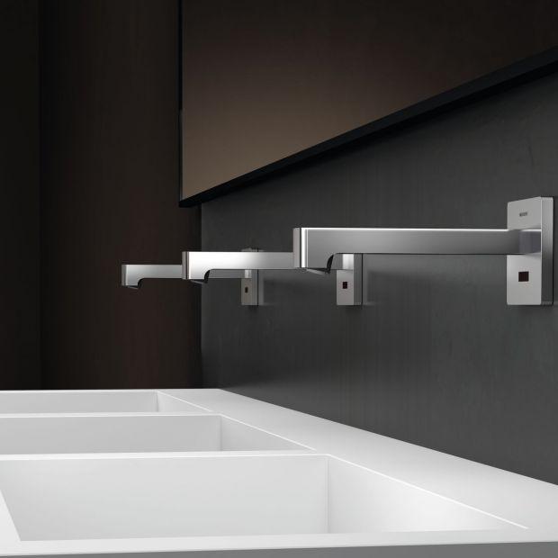 System baterii umywalkowych Geberit Brenta i Piave/Geberit