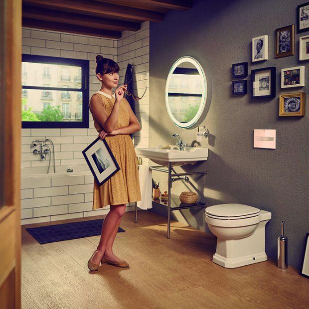 Łazienka w stylu vintage - odkryj nową serię wyposażenia