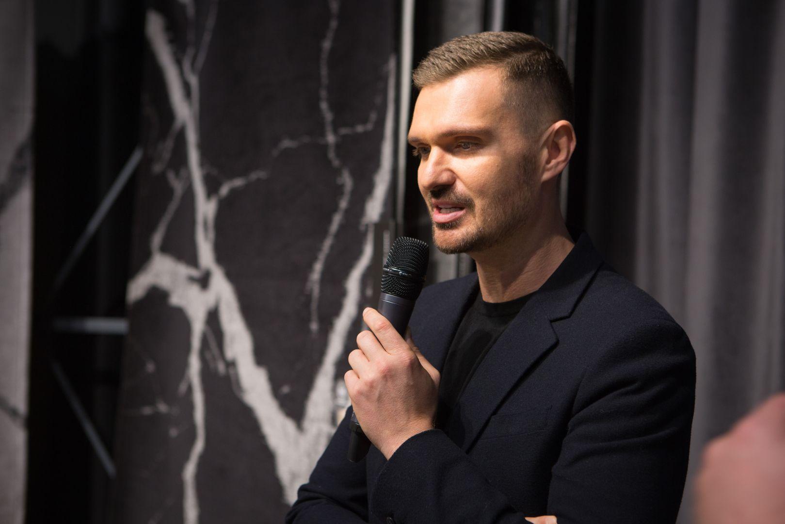3af9482c2e Maciej Zień w roli kreatora dywanów - nowa kolekcja inspirowana naturą