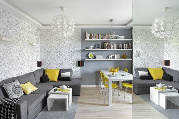 Oświetlenie w salonie - 10 pomysłów do przytulnych wnętrz