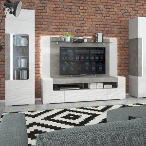 Prostota i nowoczesność loftowych wnętrz. Fot. Salony Agata