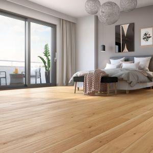 Podłoga Dąb Unique 1R. Fot. Baltic Wood