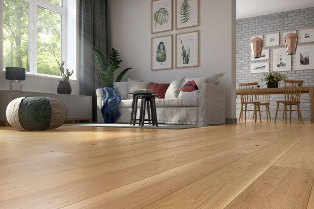 Drewniana podłoga - wybór na lata