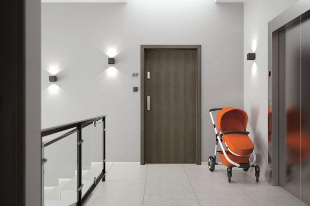 Nowoczesne drzwi wejściowe - odporne na włamywaczy