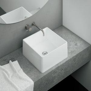 Kolekcja umywalek Lena/Marmorin. Produkt zgłoszony do konkursu Dobry Design 2019.