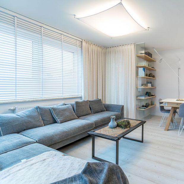 Przytulne wnętrze - zobacz piękne mieszkanie w porcie