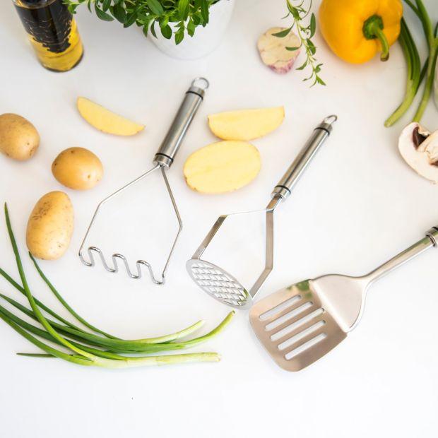 Akcesoria kuchenne - łyżki do zadań specjalnych