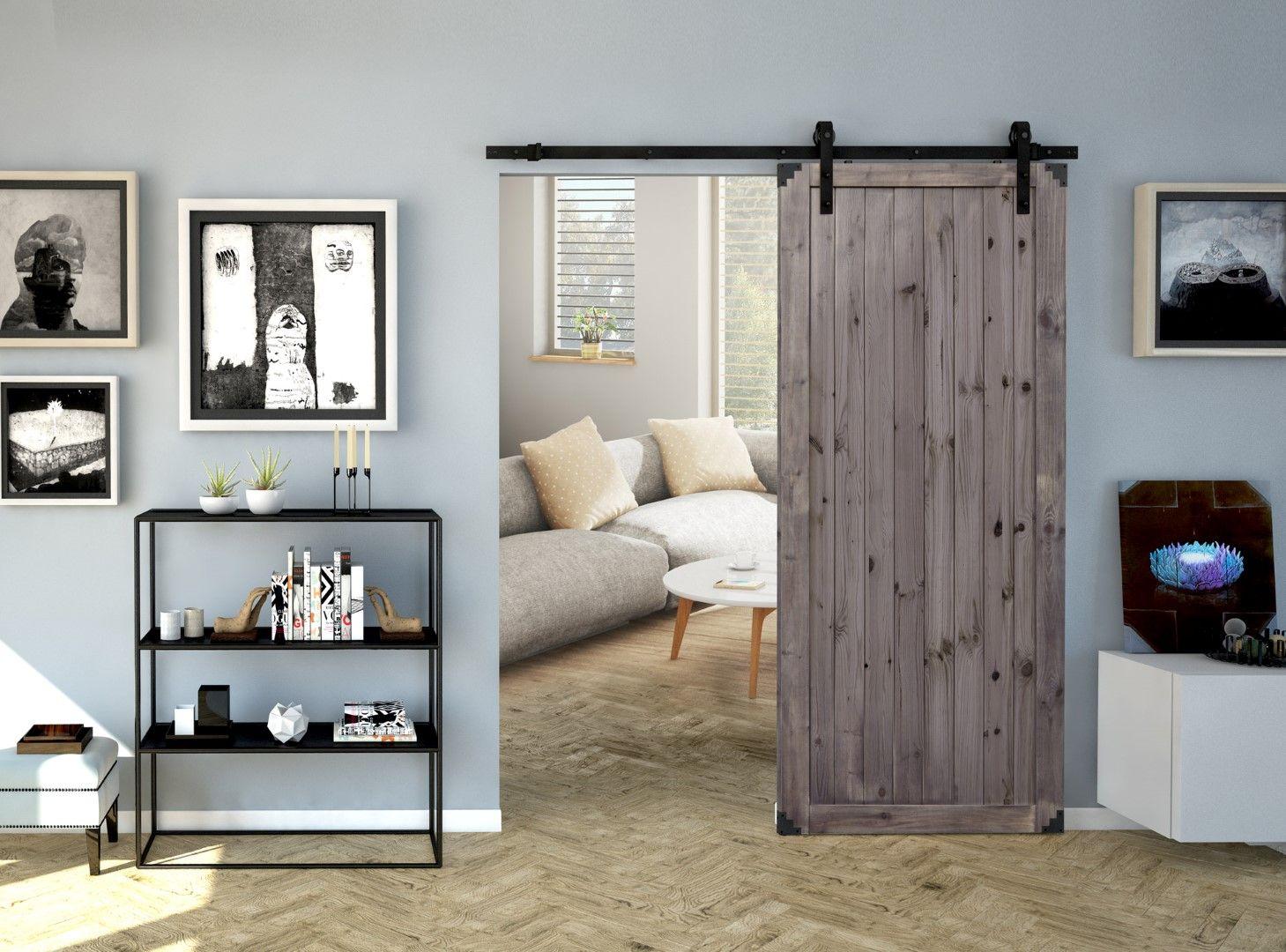 Drzwi do loftów marki Radex. Fot. 4iQ